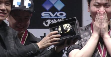 Tiran control del campeón de <em>Super Smash Bros. Ultimate</em> en EVO Japan 2020