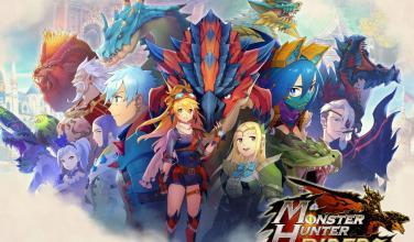 Capcom anuncia <em>Monster Hunter Riders</em> con un emocionante trailer