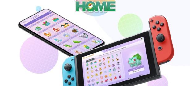 Fans están molestos con Pokémon HOME tras revelación de detalles