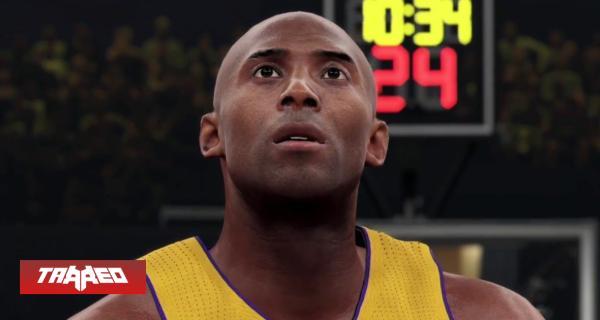 Fanáticos de Kobe Bryant piden que sea la portada de NBA 2K21