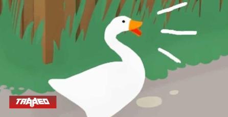 Untitled Goose Game donará el 1% de sus ganancias a pueblos indígenas