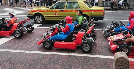 Negocio de carreras de <em>Mario Kart</em> pagará miles de dólares más a Nintendo
