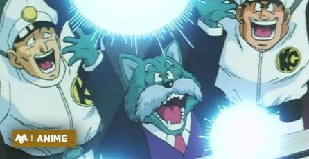 Es revelado por qué hay animales antropomorfos en Dragon Ball