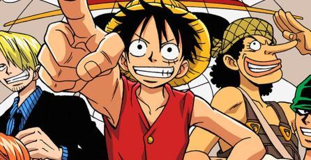 Netflix estará involucrado en la serie live-action de <em>One Piece</em>