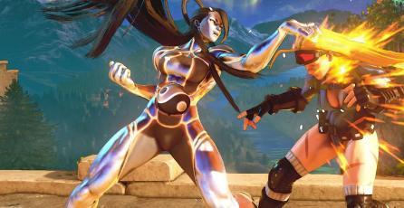 Seth, el nuevo personaje de <em>Street Fighter V</em>, hace referencias a <em>JoJo</em>