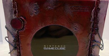 Conoce esta aterradora modificación de GameCube creada por un fan