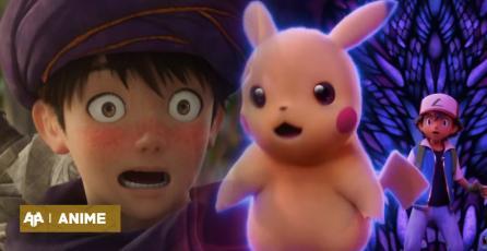 Las películas de Dragon Quest y Pokémon llegan este febrero a Netflix