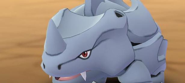 ¡Rhyhorn es el ganador del Día de la Comunidad de <em>Pokémon GO</em> de febrero!