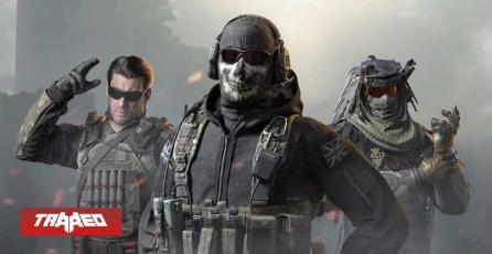 Call Of Duty Mobile está arrasando en descargas y casi derrota a los juegos de consola