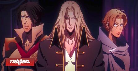 La tercera temporada de Castlevania estrena el 5 de marzo