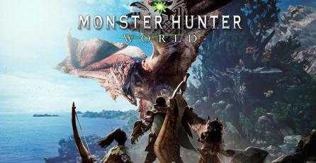 Monster Hunter World y <em>Resident Evil 2</em> siguen impulsando finanzas de Capcom