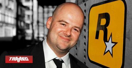 Dan Houser, co-fundador de Rockstar Games, abandona la compañía