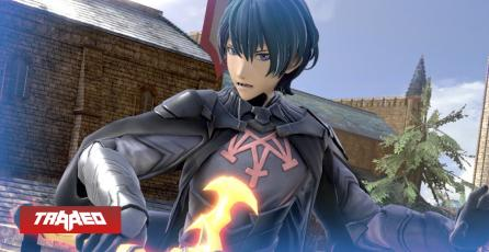Nintendo admite que hay muchos personajes de Fire Emblem en Smash Bros.