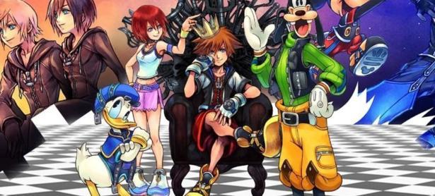 Completa tu colección física de Kingdom Hearts con este paquete para PS4