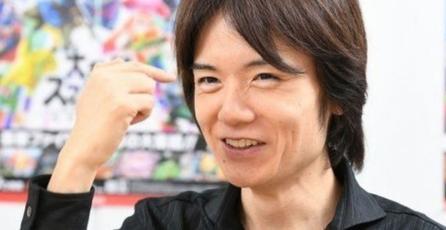 Sakurai: sé que hay muchos personajes de <em>Fire Emblem</em> en <em>Smash Bros. Ultimate</em>