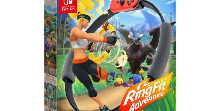 <em>Ring Fit Adventure</em> regresa a la cima de la lista de ventas en Japón