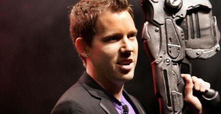 Cliff Bleszinski quiere volver a trabajar en <em>Gears of War</em> y ya tiene ideas