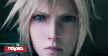 Final Fantasy 7 Remake será exclusivo de PS4 hasta abril de 2021
