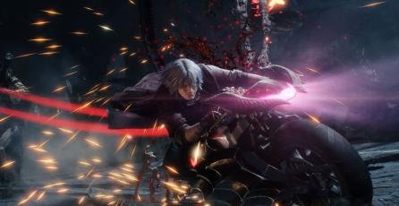 Capcom retira protección Denuvo de <em>Devil May Cry 5</em> para PC