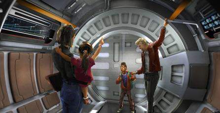 Disney revela su nueva e increíble atracción de <em>Star Wars</em>