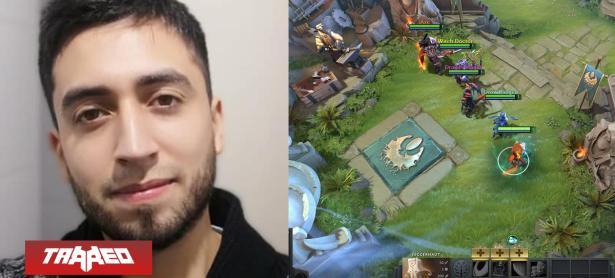 Keruba: Fallece el reconocido jugador y streamer chileno de Dota 2