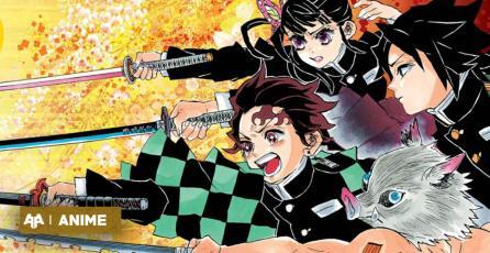 Récord: Kimetsu no Yaiba se apodera de los 18 mangas más vendidos de la semana