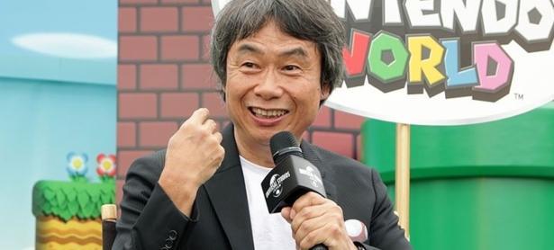 Miyamoto cree que videojuegos tienen potencial ilimitado por esta razón