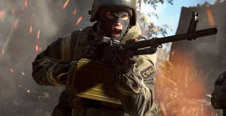 Ghost llegará a <em>Call of Duty: Modern Warfare</em> en la Temporada 2