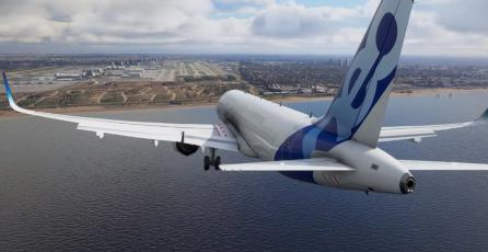 Aparece gameplay de <em>Microsoft Flight Simulator</em> y se ve fantástico