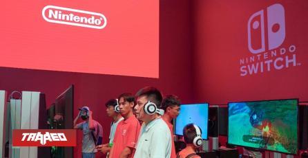 Nintendo estrenará estaciones de Switch en distintos Aeropuertos