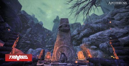 Apotheosis: El enorme mod de Skyrim que nos lleva a Oblivion está casi listo