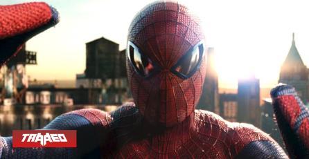 Sony querría nuevamente a Andrew Garfield como Spider-Man