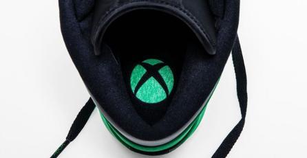 Microsoft insinúa una nueva colaboración entre Xbox y Nike