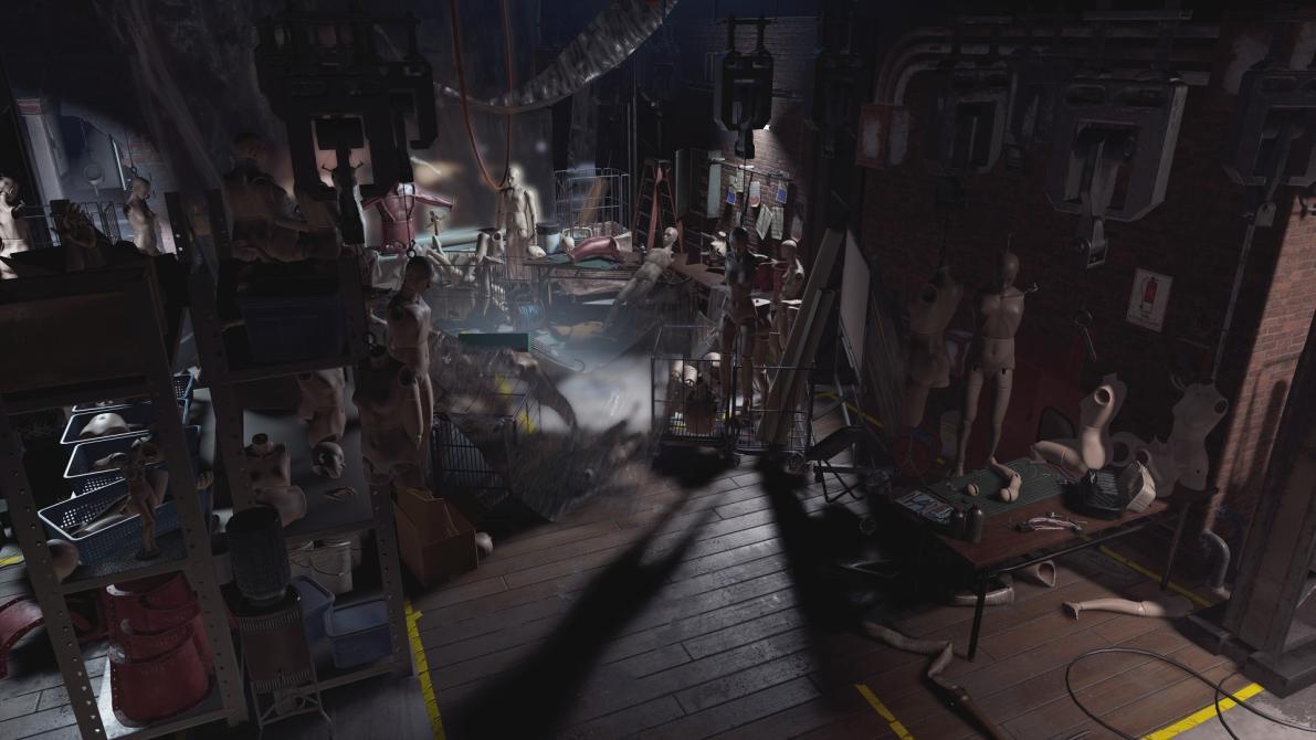 Nuevas capturas de <em>Resident Evil Resistance</em>