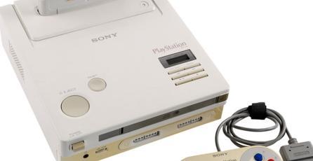 Ya comenzó la subasta del histórico Nintendo PlayStation