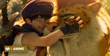 La película de Dragon Quest V ya está disponible en Netflix