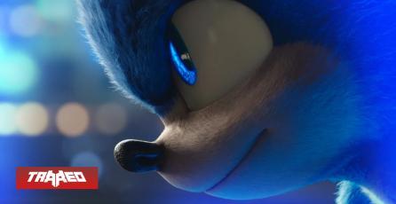 """Sonic La Película es """"la mejor adaptación de un videojuego"""" según críticos"""