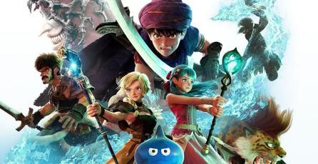 ¡Ya puedes ver <em>Dragon Quest: Your Story</em> en Netflix!