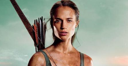 Secuela de <em>Tomb Raider</em> con Alicia Vikander se basará en estos juegos