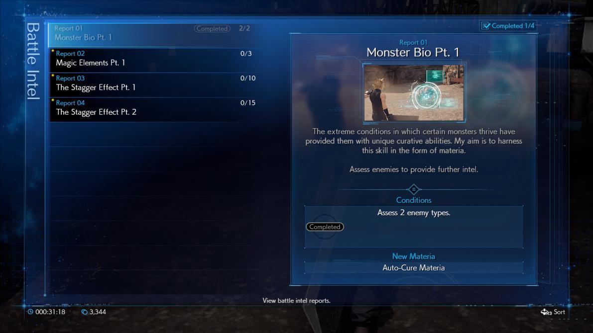 Final Fantasy 7 Remake sorprende con su cinemática de apertura