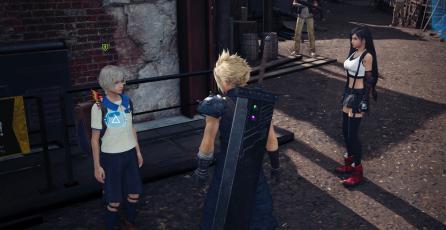 Capturas de<em> Final Fantasy VII Remake</em> muestran misiones secundarias y a más personajes