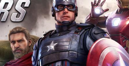 <em>Marvel's Avengers </em>tendrá una edición de colección con estatua del Capitán América
