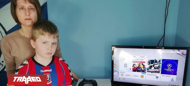 Mamá furiosa persigue a Microsoft por una estafa en FIFA