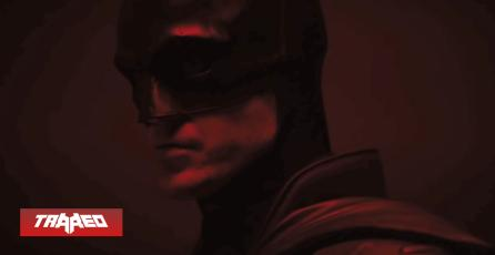 Estrena el primer teaser trailer de The Batman con Pattinson en traje