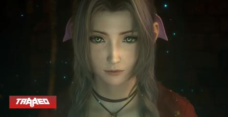 Final Fantasy VII Remake estrena nostálgica cinemática introductoria