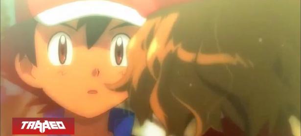 Pokémon celebra San Valentín con una tierna escena de Ash y Serena
