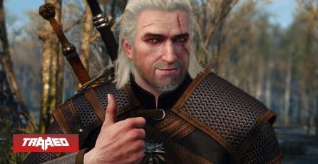 Las ventas de The Witcher 3 han aumentado en más de un 500% desde 2018