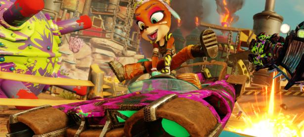 <em>Crash Team Racing</em> pronto dejará de recibir nuevos Grand Prix