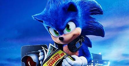 Así reaccionó el director de <em>Sonic La Película</em> al éxito de la cinta