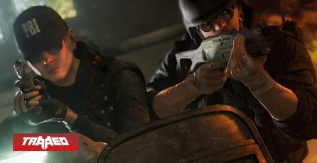 Rainbow Six Siege anuncia estreno en PS5 y Xbox Series X para el día de lanzamiento